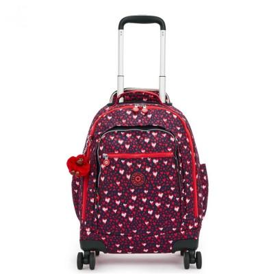 Kipling Zea Backpack Heart...