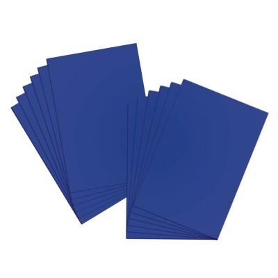 BAZIC Dark Blue Poster Board