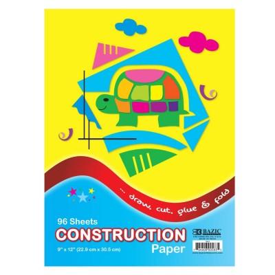 BAZIC Construction Paper