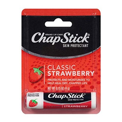Chap Ice Lip Balm Strawberry