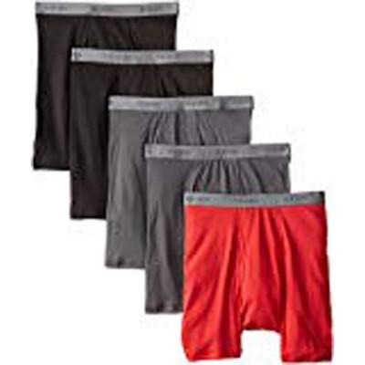 Hanes Ultimate Men's 5-Pack...