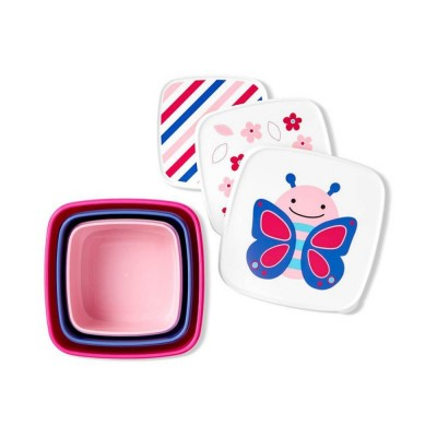 Skip Hop Snack Box - Butterfly