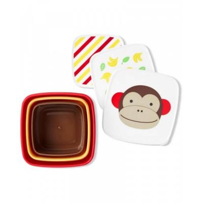 Skip Hop Snack Box - Monkey