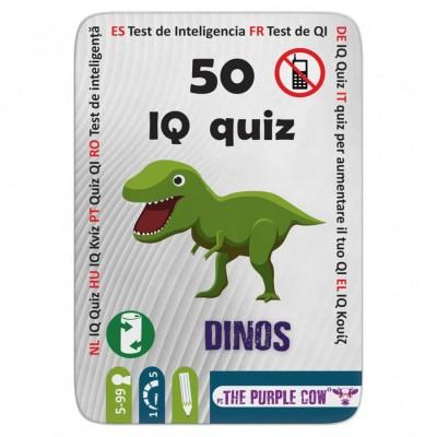The Purple Cow 50 IQ Quiz...