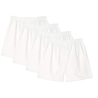 Hanes Set of 4 Boxer for...