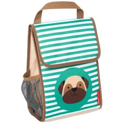 Skip Hop Zoo Lunch Bag Pug