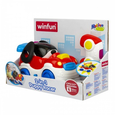 Winfun 2-In1 Puppy Racer