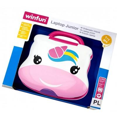 Winfun Laptop Junior Unicorn