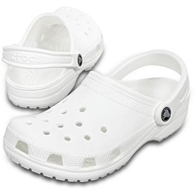 Crocs Classic White Clog