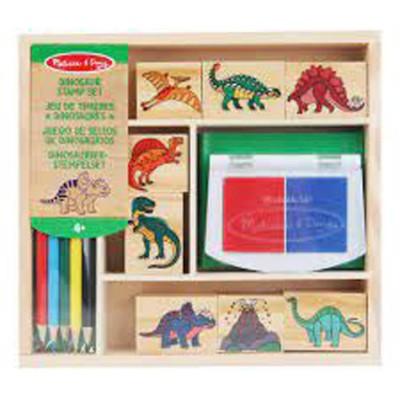 Melissa & Doug Dinosaur Stamp