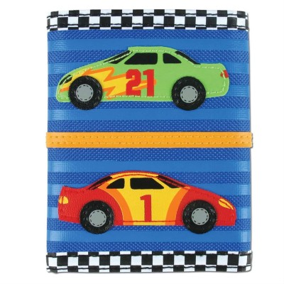 SJ520124 Wallet Race Car