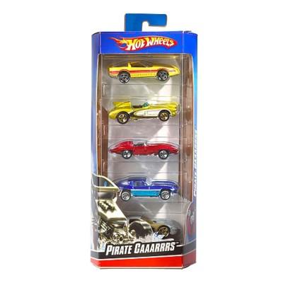 Hot Wheels 5 Car Pack
