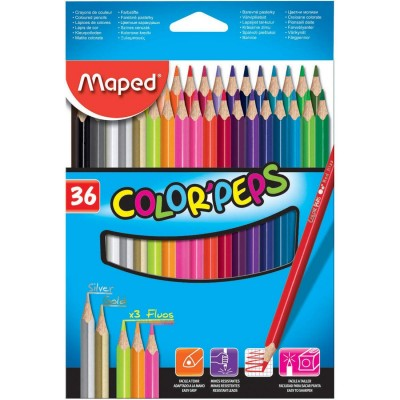 Maped Color'Peps Colored...