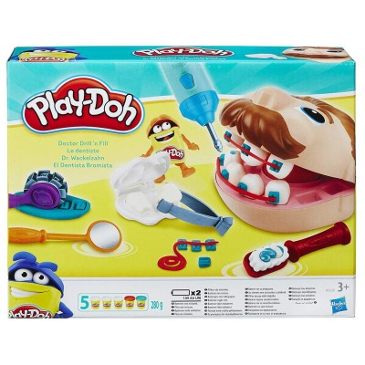 Play Doh Doctor Drill 'n...