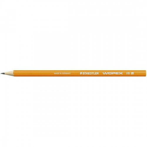 Staedtler Neon Pencil Orange HB