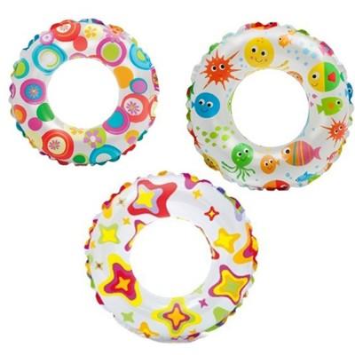 Intex Lively Print Swim Ring