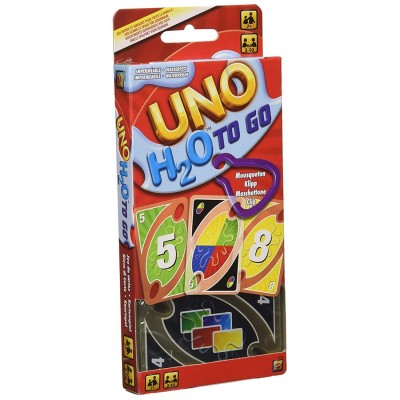 Uno H2O To Go Waterproof...