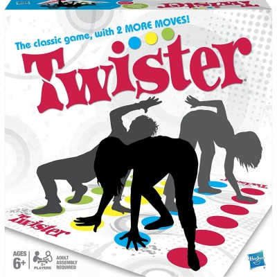 Twister Cool Mat & Spinner!