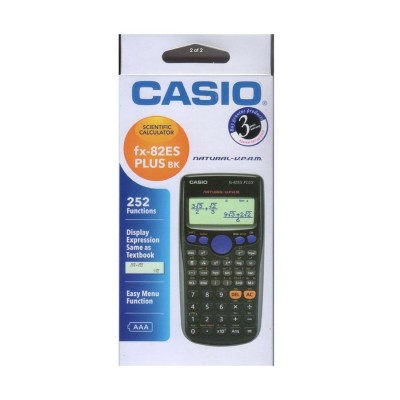 Casio FX-82ES Plus BK...