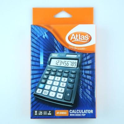 Atlas Calculator Mini Desk-Top